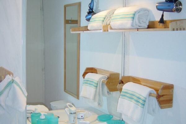 Salle de bain Anis